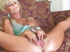 Anal Tall blonde