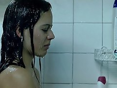 Shower, Celebrity, Brunette, Nipples, Old and Young