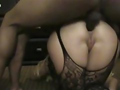 dirty interracial anal