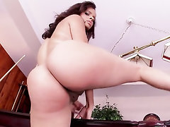 Babe, Big Tits, Ebony, Hairy, Lesbian