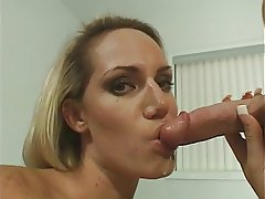Blowjob, MILF, Big Boobs, Blonde