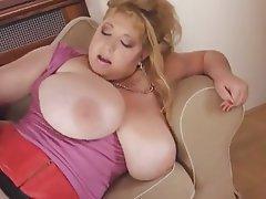 BBW, Big Boobs, Big Butts, Blonde