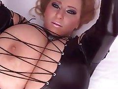 Huge mature tits milf pov