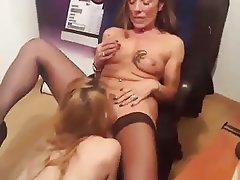 French milf lesbians