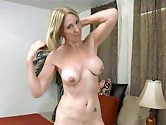 Masturbation, Mature, Nipples
