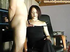 Want femdom tugjob otk cumshot splendidly