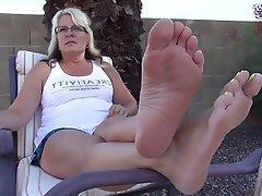 Mature soles demand cum pov