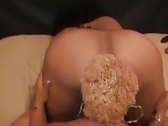Old and Young, Pornstar, POV, Threesome