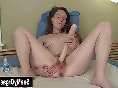 Amateur, Masturbation, Orgasm, Softcore