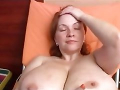 Nude girls tits bent over pussy