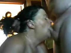 Homemade blowjob cum in mouth — img 13