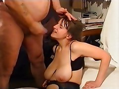 Andrea german mature housewife