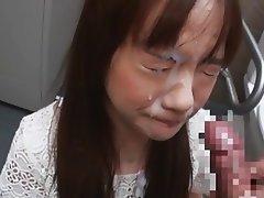 Cum Faced Japanese Girls Teens