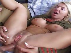 anal Blonde matures
