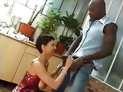 Something Mature interracial anal sex pic