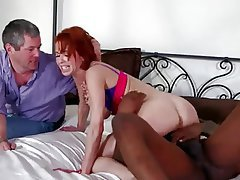 Pretty girl fingering pussy vibrator toying