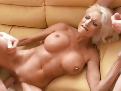 Milfs playing with big cocks