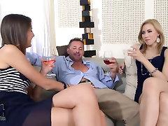 Anal, Babe, Big Cock, Blowjob, Glasses