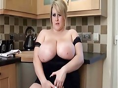 Huge boobs mature tube
