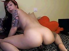 Babe, Masturbation, Softcore, Webcam