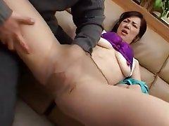 Asian milf seduce