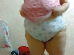 Amateur, Granny, Russian, Webcam
