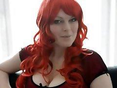 Babe, Big Boobs, Redhead