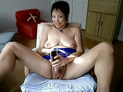 Women masturbating asian mature
