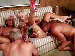 mature granny group