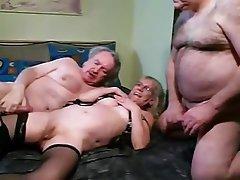 Bisexual, Blonde, Blowjob, Mature