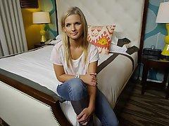 Amateur, Blonde, Blowjob, Hotel