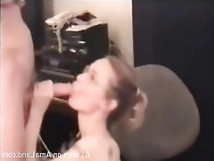Big Tits, Blowjob, Cumshot, Amateur