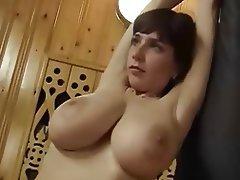 Boob tit video wobbling