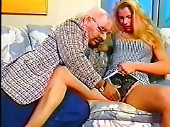 Cumshot, Cunnilingus, Hairy, Old and Young, Vintage
