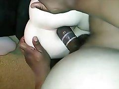Best interracial anal pov