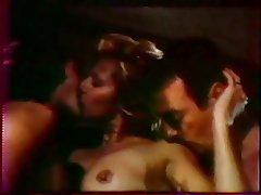 Les Tripoteuses 1974 Threesome Erotic Scene Mfm Group Sex Softcore Swinger Threesome Vintage