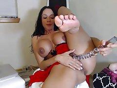 Big Boobs, Masturbation, Mature, MILF, Webcam