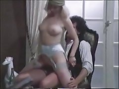 Group Sex, Hairy, Threesome, Vintage