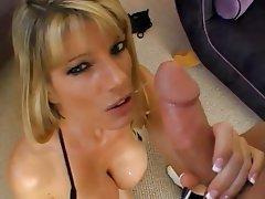 blowjobs blonde milf