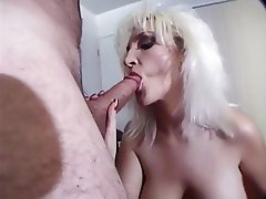 Big Boobs, Blonde, Blowjob, Pornstar