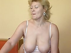 German, Granny, Mature, Old and Young