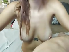 Big Boobs, Masturbation, Orgasm, Webcam
